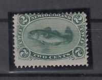 BD5714/ CANADA – NEWFOUNDLAND – SG # 31 MINT MNH – CV 155 $