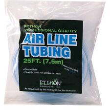 "PYTHON 25' STANDARD TUBING AIRLINE 3/16"" INSIDE DIAMETER FREE SHIP TO THE USA"