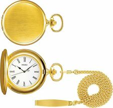 New! SEIKO Pocket Watch SAPQ004 from Japan Import!