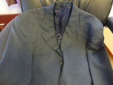Mens Next suit 40 reg jacket 34 reg trousers