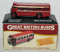 ATLAS 1/76 SCALE 4 655 116 WESTERN WELSH LEYLAND TIGER