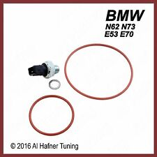 BMW X5 E53 E70 (N62) Vacuum pump seal kit with oil switch 11 66 7 635 657