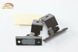 ⭐ 2006 - 2010 BMW M5 E60 FRONT LEFT SIDE DOOR HINGE UPPER & LOWER SET OEM