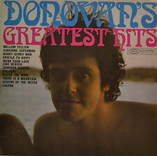 "DONOVAN - GREATEST HITS 12"" LP (S801)"