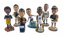 RARE NEW 2017-2018 Golden State Warriors Bobblehead Ring Trophy SGA Set