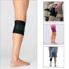 Pressure Point Wrap Sciatica Knee Leg Brace Acupressure Sleeve Pain Relief D