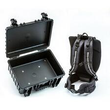 (EO)2® Fastener SnapPak™Backpack Harness System W/Waterproof Hard Case EO3502