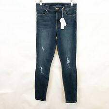 New Level 99 Jeans sz 30 High Rise Skinny Tanya Distressed YF2897 Color Modes