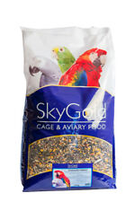 SkyGold Standard Parrot Bird Food Feed Seed Mix 12.5kg