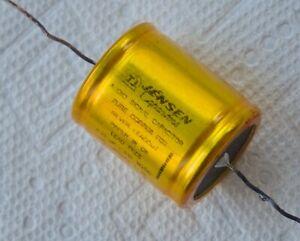 Jensen copper foil 0.33uf/630v oil capacitor for Western Electric 300B amplifier