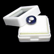 5.30Ct. Natural Oval Cut Sri Lanka 10X8X5MM Blue Sapphire FREE STONE BOX-CH 7013