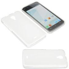 Tasche für Wiko Smartphone Handytasche Schutzhülle TPU Case Transparent