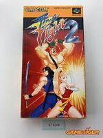 FINAL FIGHT 2 Nintendo Super Famicom SFC JAPAN Ref:315248