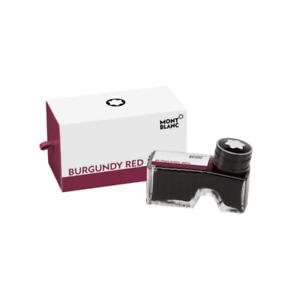 Montblanc Ink Bottle (60ml) - Burgundy Red