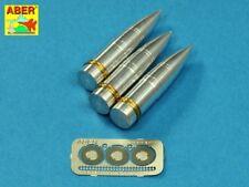 28 cm granadas/proyectiles 39/42 (3 Piezas) Para Pistola De Carril Leopold #35P01 1/35 aber