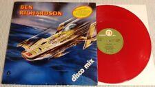 "BEN RICHARDSON / SKY DIVER - 12"" (PROMO - printed in Italy 1979) RARE !!!"