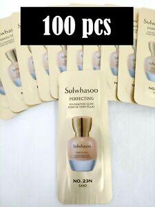 Sulwhasoo Perfecting Foundation Glow SPF17/PA+ No.23N Sand 1ml * 100pcs