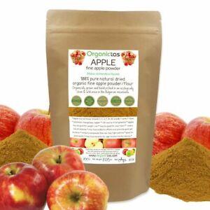 Pure Organic Apple Powder, 100% Natural Vitamin, Mineral & Antioxidant Source