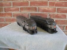 Lionel 027 F3 Diesels A-A set New York Central