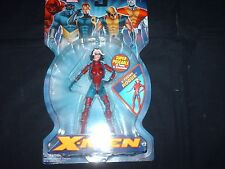 X Men X Treme Rogue w goggles Variant action figure MOC Out of Print Toy Biz
