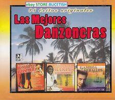 Los Mejores Danzoneras Emilio Rosado,Acerina y su Danzonera,Jose Gamboa Ceballos