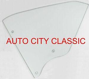 Chevy II Quarter Glass Nova 1966 1967 2 Door Hardtop Chevrolet Clear Glass
