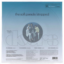 The Doors The Soft Parade Stripped LP Vinyl RSD 2020 Released Limited Edition