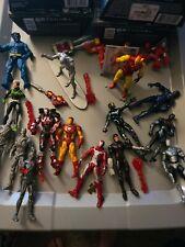 "Marvel Universe IRONMAN ULTRON X-MEN Silver Surfer 3.75"" Lot 18+ Marvel Legends"