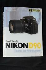 Nikon D90 Digital SLR Camera David Busch Photography Guide Book