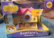 Hamtaro'S Hideaway By Hasbro Little Hamsters Big Adventures Nib