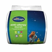 Silentnight Silent Night Single Bed Anti Allergy 4.5 Tog Single Duvet Quilt