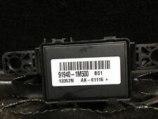2012-2017 Hyundai Veloster PDM Relay Box Control Unit Module 91940-1M500