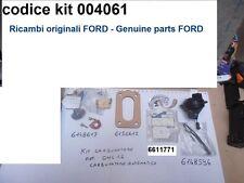 Kit pompa diaframma,guarnizione,valvola carburatore..Ford Granada Sierra Transit