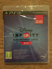 DISNEY Infinity 2.0 PLAYSTATION 3 / PS3 GAME DISC-Solo Software-NO FIGURE