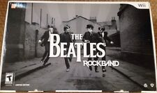 WII - The Beatles: Rock Band Limited Edition Premium Bundle - BRAND NEW SEALED