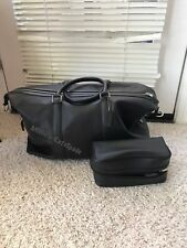 ** Sale ** $970 NWT COACH MEN Voyager 52 In Sport  Duffle & Matching Travel Kit