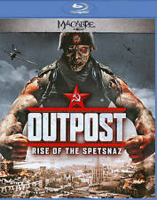 Outpost 3: Rise of the Spetsnaz (Blu-ray Disc, 2014) Nazi Zombie Horror Movie