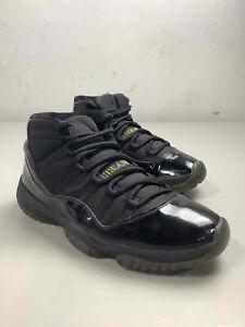 Men's Air Jordan 11 Retro 'Gamma Blue' Shoes Size 9.5