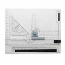 Professionelles Zeichenbrett Zeichenplatte Reißbrett A4 Kit Set Multifunktional