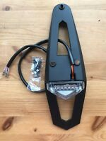 POLISPORT ENDURO UNIVERSAL LED TAIL LIGHT HOLDER & REAR FENDER  TRAIL