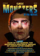 The Movie Horror & Monster Magazines