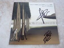 Chevelle Sci-Fi Crimes All 3 Autographed Signed Cd Book Psa Guaranteed