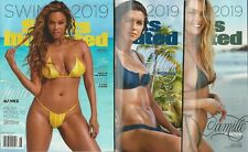 Sports Illustrated Swimsuit All 3 Covers