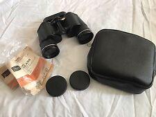 Vintage SEARS 6231 Wide Angle Binoculars 8 X 50 MM- 430 ft at 1000 yds Bundle