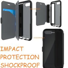 TECH21 Evo Wallet FLIP CASE Apple iPHONE 7 8 mobile cell phone shockproof cover