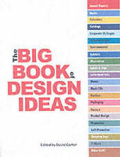 USED (VG) The Big Book of Design Ideas by David E. Carter