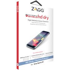 Zagg INVISIBLESHIELD Hd seca Transparente Completo Protector Protector de pantalla para Sony Xperia Xz