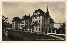 Rorschach Kanton St. Gallen Schweiz ~1930 Töchter-Institut Stella Maris alte AK