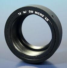 Objektivadapter adaptall Adapterring T2 für for OM Micro 4/3 - (91749)