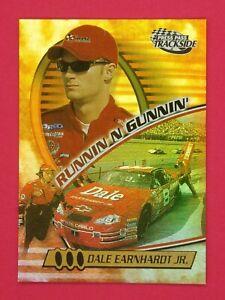 2000 Press Pass Trackside Runnin N' Gunnin - PIck Your Cards